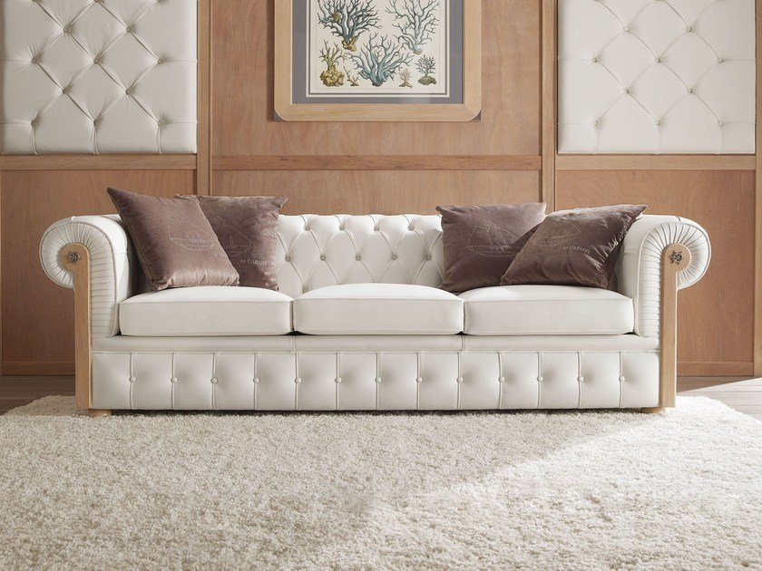 Tufted 3 seater sofa CHESTER | Sofa - Caroti