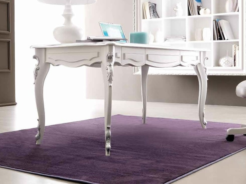 Writing desk with drawers CHARLOTTE by CorteZari