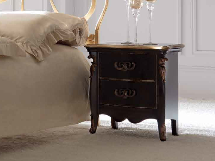 Bedside table with drawers MELISSA by CorteZari