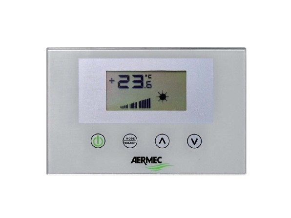 Control system for air conditioning system VMF E4 by AERMEC