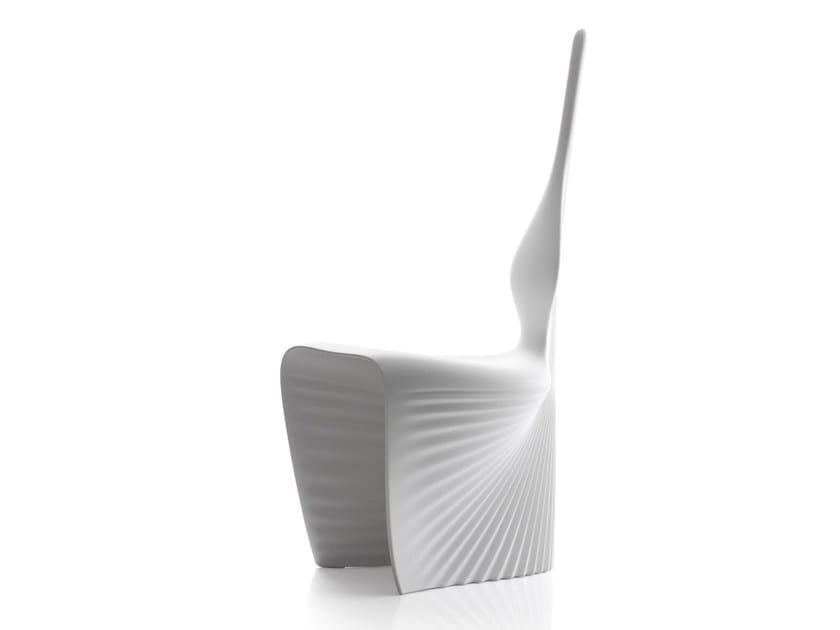 Polyethylene garden chair BIOPHILIA | Garden chair - VONDOM