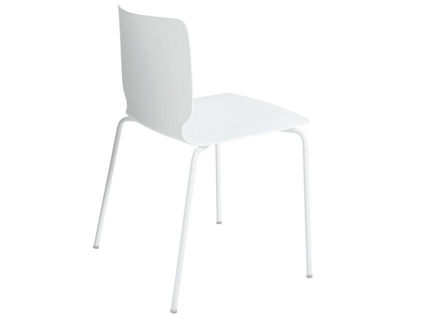 Polypropylene restaurant chair Chair - Desalto