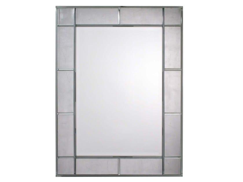 Framed rectangular mirror MERCURE by Veronese