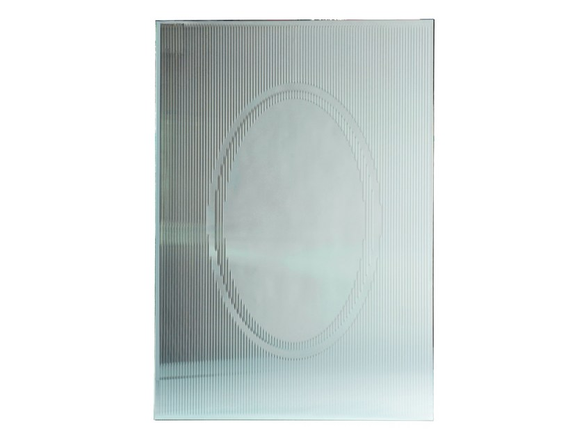 Rectangular mirror MILLERIGHE - Veronese