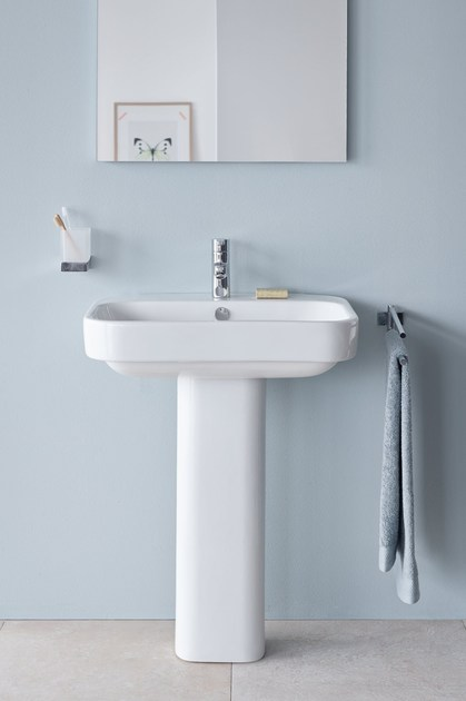 Ceramic washbasin pedestal HAPPY D.2 | Washbasin pedestal - DURAVIT