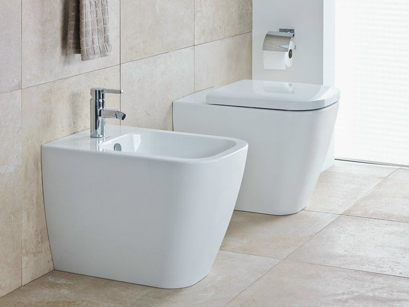 Ceramic toilet HAPPY D.2 | Toilet - DURAVIT