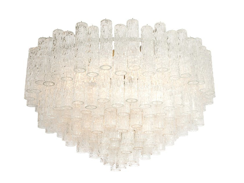 Murano glass chandelier CORTECCIA - Veronese