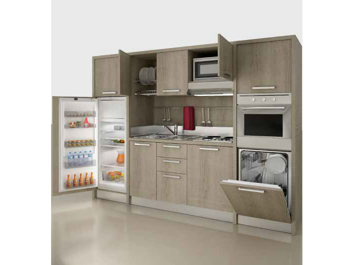 MINI KITCHEN ZEUS ZEUS COLLECTION BY MOBILSPAZIO CONTRACT