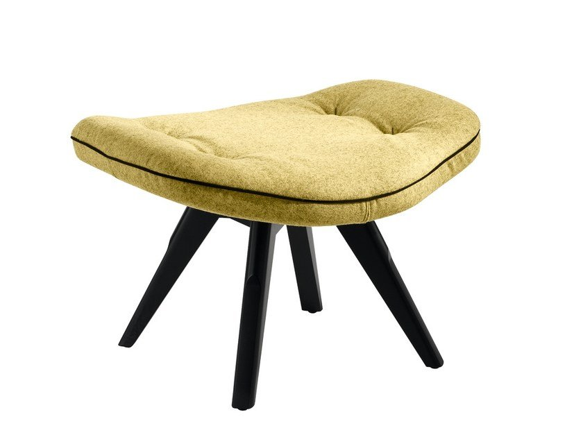 Wool footstool BETIBÙ SG | Footstool by CHAIRS & MORE
