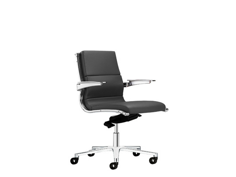 Task chair with Casters