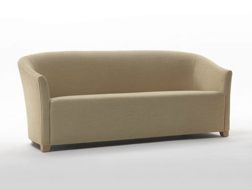 Upholstered polyurethane sofa