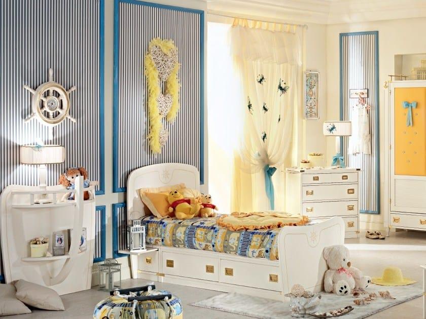Fitted teenage bedroom PASSEPARTOUT TEEN by Caroti