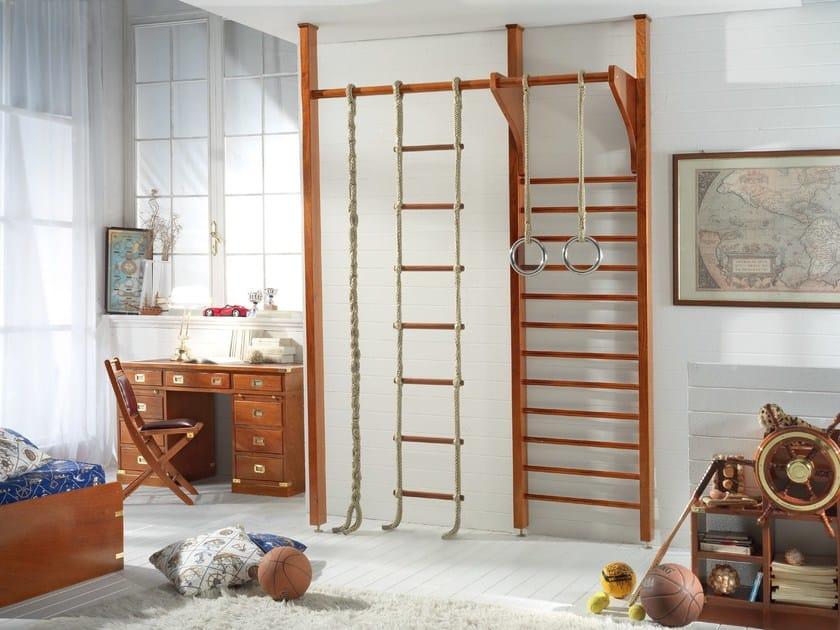 Cameretta componibile in legno per bambini cameretta del for Bastone per velux