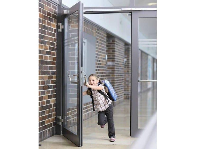 Entry door WICSTYLE porte d'emergenza - WICONA