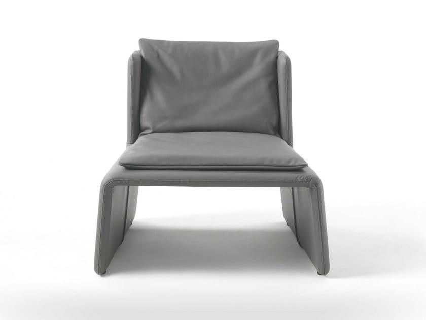 Polyurethane easy chair BRIDGE - Giulio Marelli Italia