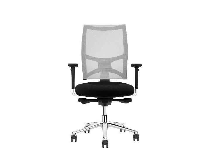 Task chair with 5-Spoke base with Casters