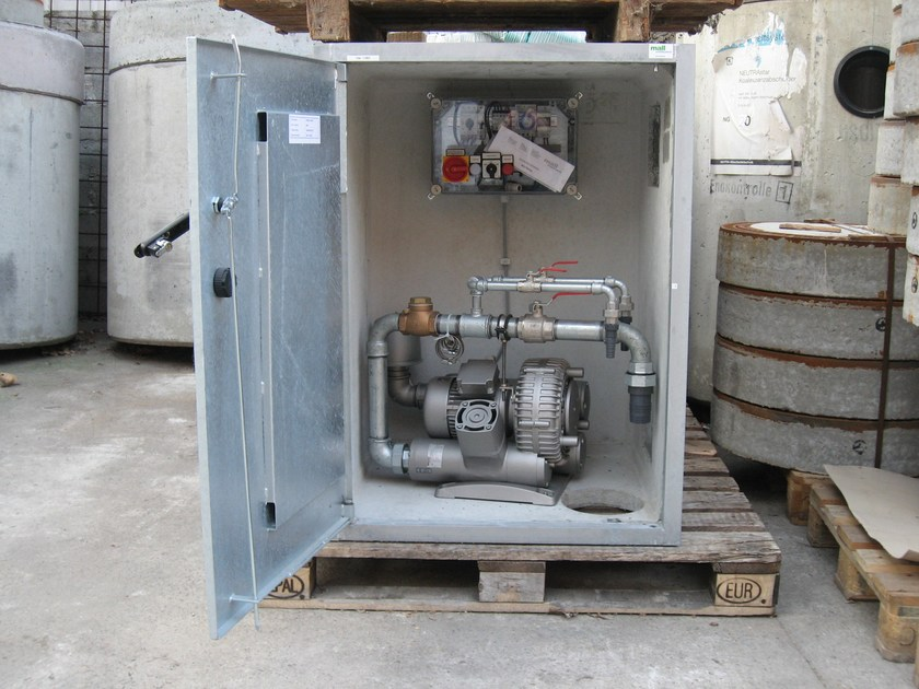 Depurazione acque tutte le offerte cascare a fagiolo for Depuratore acque nere domestiche
