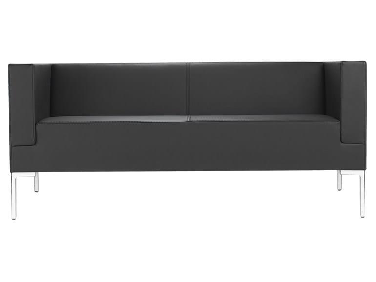 Polyurethane sofa MATRIX | 3 seater sofa - SitLand