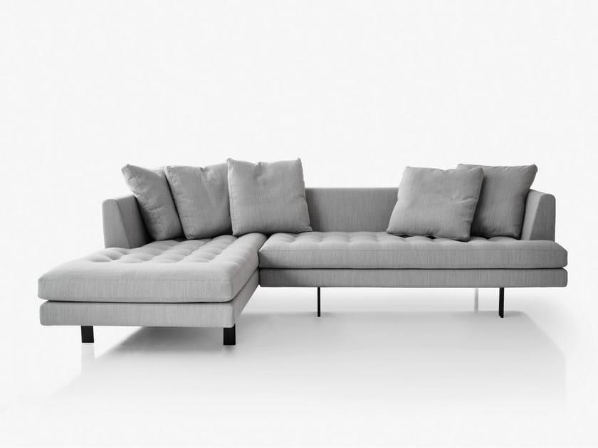 Corner sofa EDWARD | Corner sofa by BENSEN