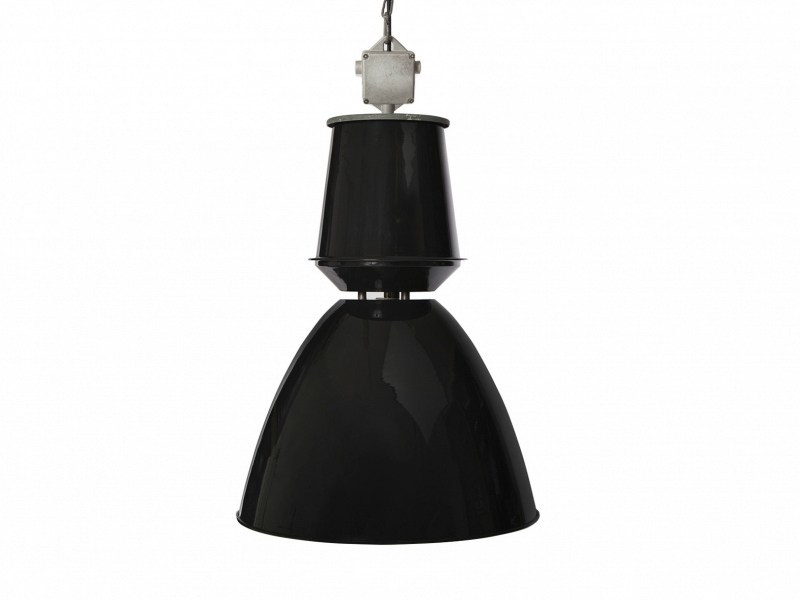 Powder coated steel pendant lamp MAGASIN - NORR11