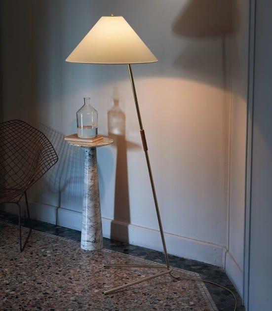 Floor lamp HASE BL - J.T. Kalmar