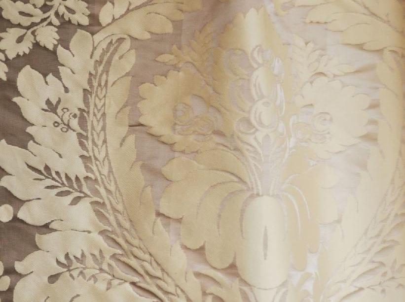 Cotton fabric CARROUSEL by LELIEVRE