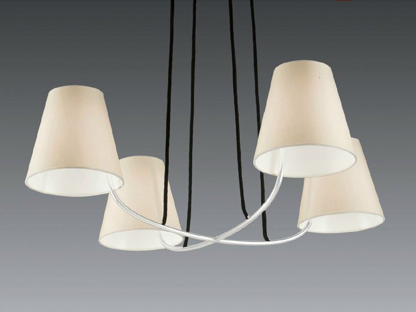 Direct light chandelier MEXICO by Kalmar