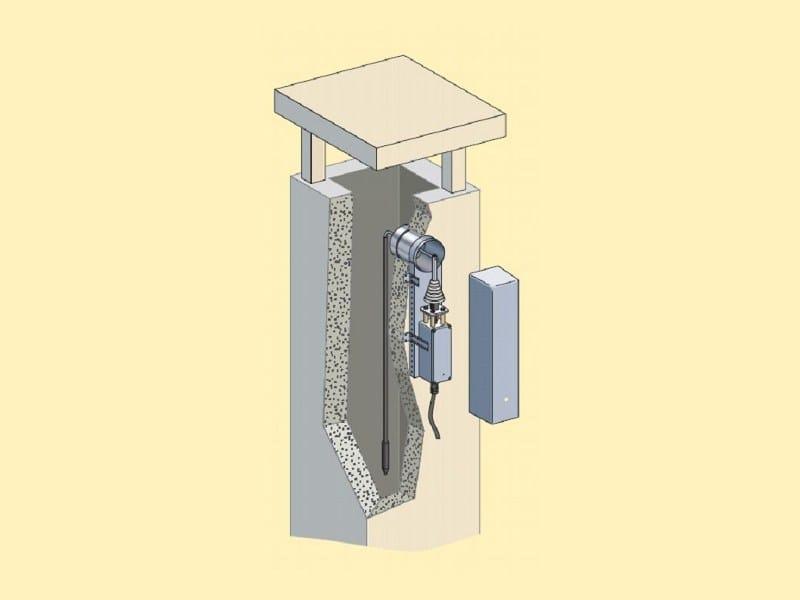 Air filtration device, purifier TOP CLEAN - ALA - Distributore POUJOULAT