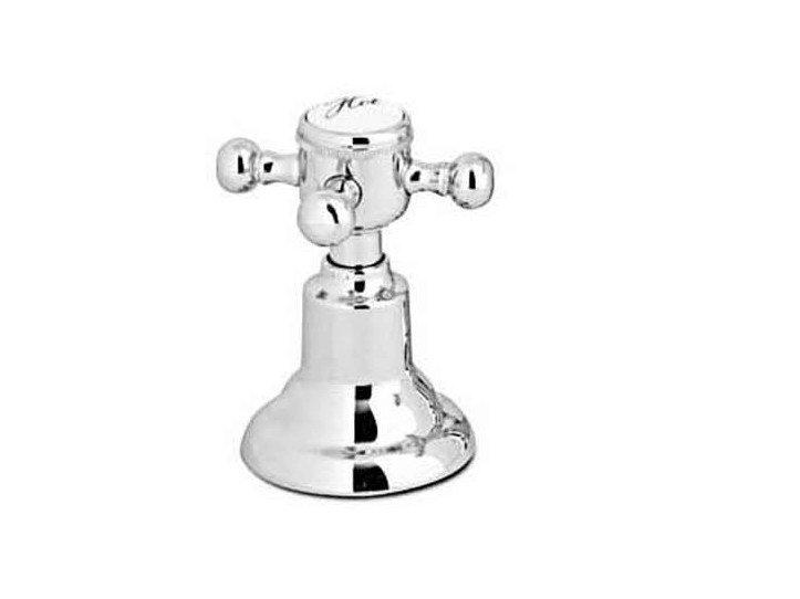 Deck-mounted brass remote control tap ANTIQUE | Remote control tap - GENTRY HOME