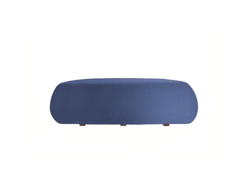 Upholstered pouf PIX 137 - Arper