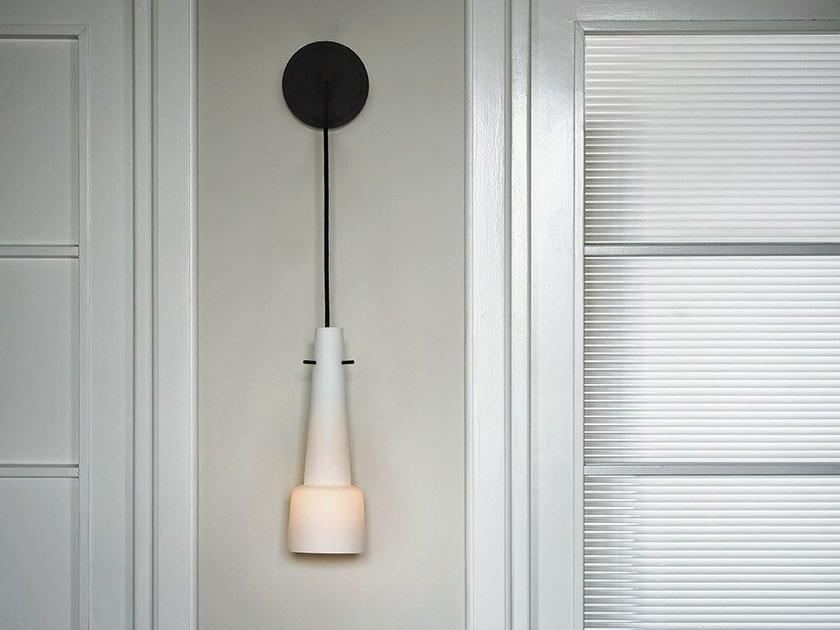 Wall lamp with swing arm KEULE WL by Kalmar