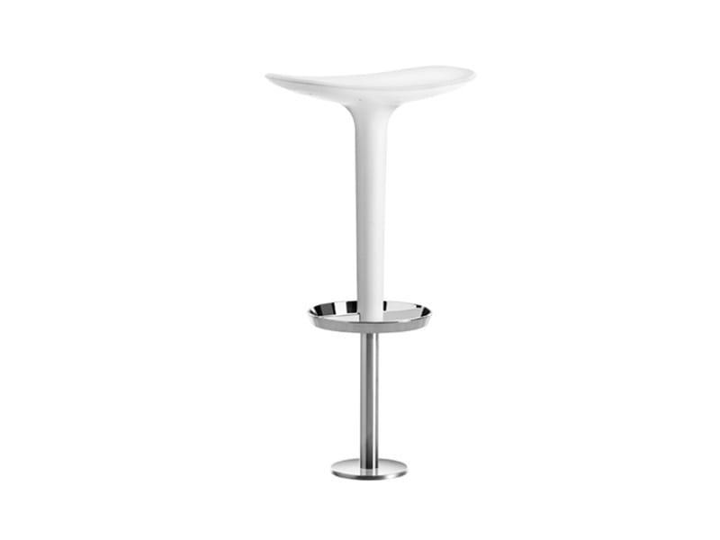 Barstool fixed base BABAR | Stool by arper