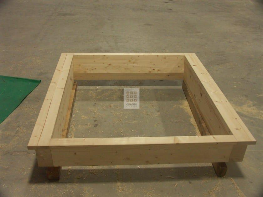 Imbotte imbotte strutturale per finestre grandi legnami - Imbotti in alluminio per finestre ...