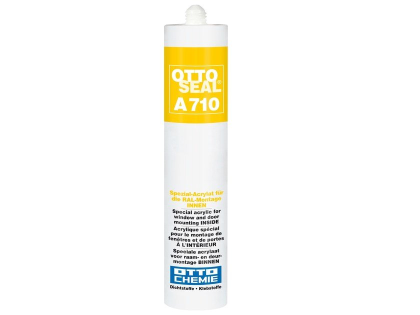 Acrylic for window and door mounting OTTOSEAL® A 710 - 8-Chemie