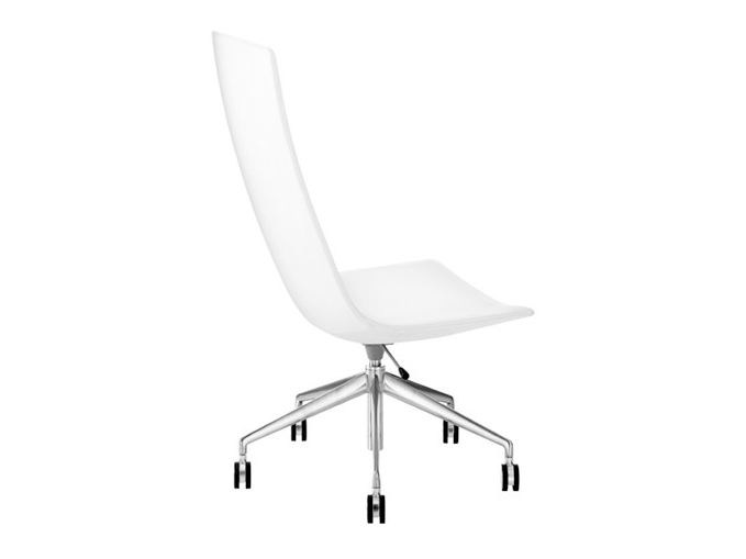 Office 5 ways aluminum CATIFA 60 | Task chair with 5-Spoke base - Arper