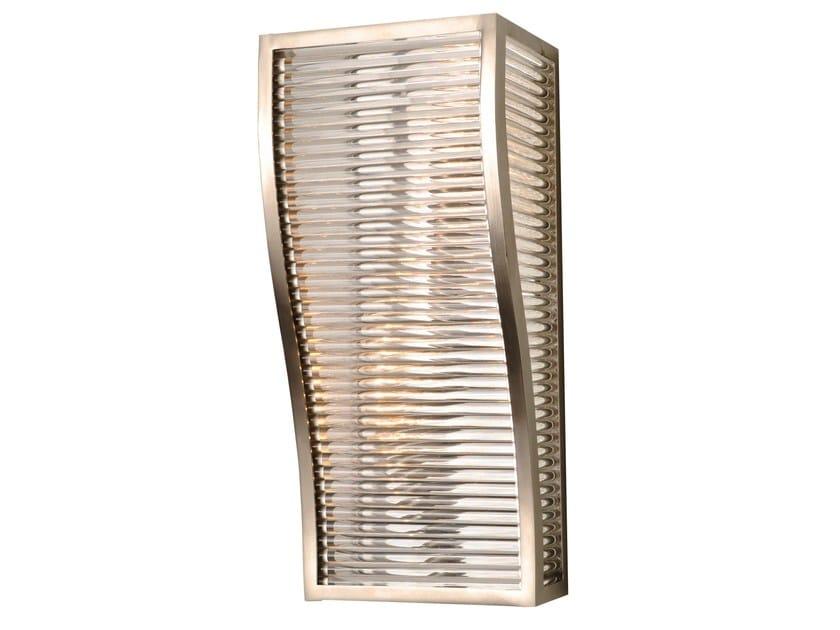 Murano glass wall light MIKADO | Murano glass wall light - Veronese