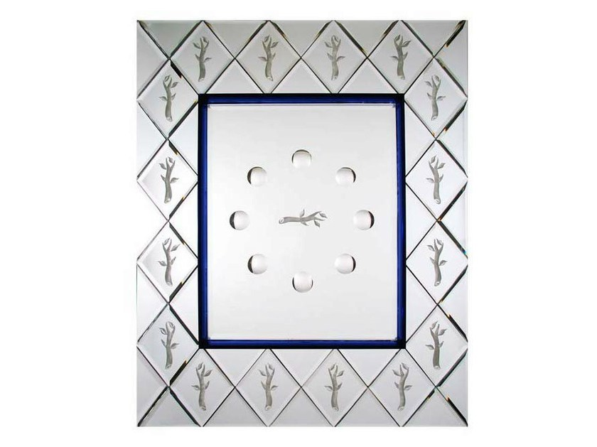 Wall-mounted rectangular mirror CAIGO - Veronese
