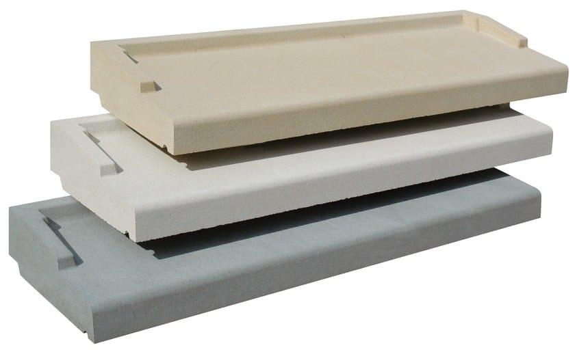 weser concrete windowsill by weser. Black Bedroom Furniture Sets. Home Design Ideas