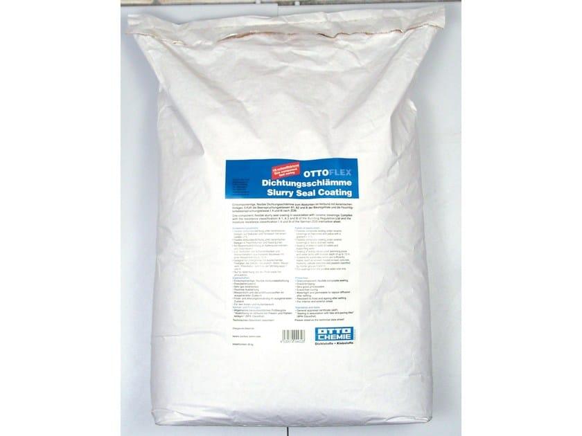 Cement sealant OTTOFLEX Slurry Seal Coating by 8-Chemie