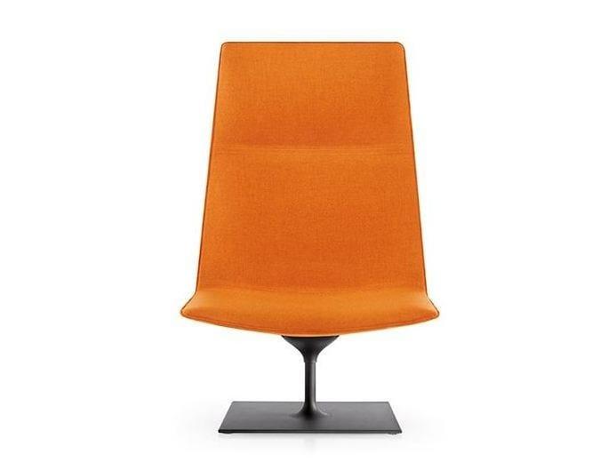 Recliner armchair CATIFA 70 | Armchair by arper