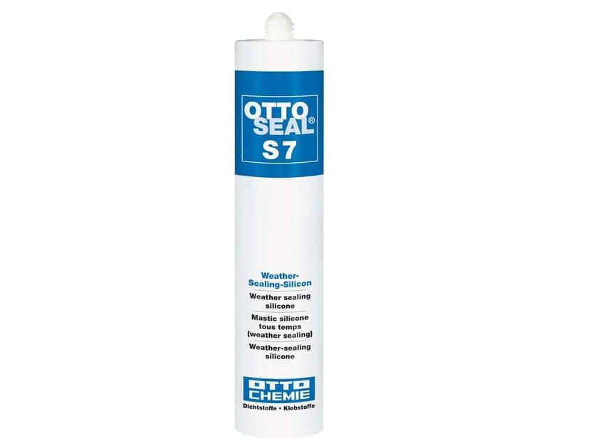 Silicone seal OTTOSEAL® S 7 - 8-Chemie