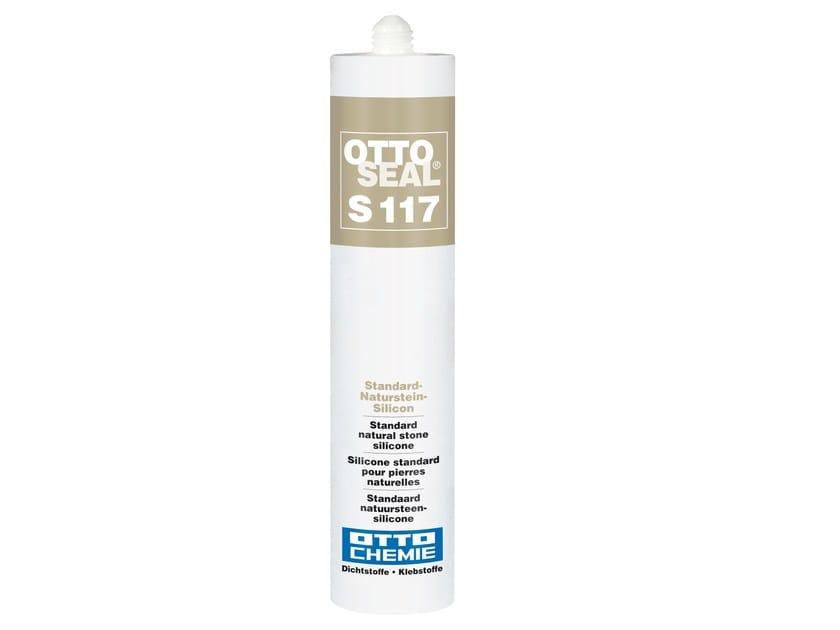 Standard natural stone silicone OTTOSEAL® S 117 - 8-Chemie