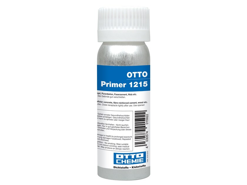 Silicone primer for absorbent substrates OTTO Primer 1215 - 8-Chemie