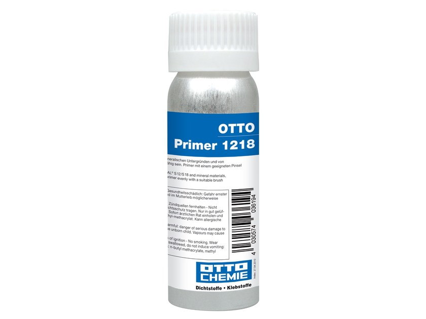 Silicone primer for continuously wet conditions OTTO Primer 1218 by 8-Chemie