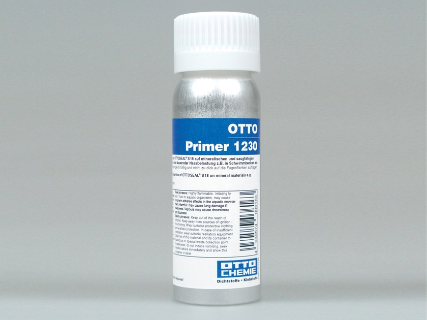 Primer for improving of the paintability of silicone sealant OTTO Primer 1230 by 8-Chemie