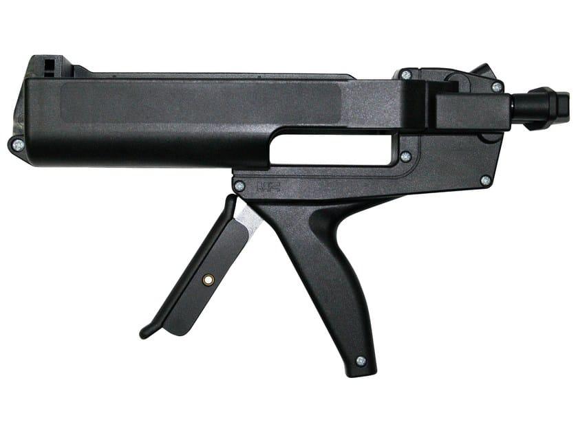 Hand-operated gun 2K H 278 - 8-Chemie