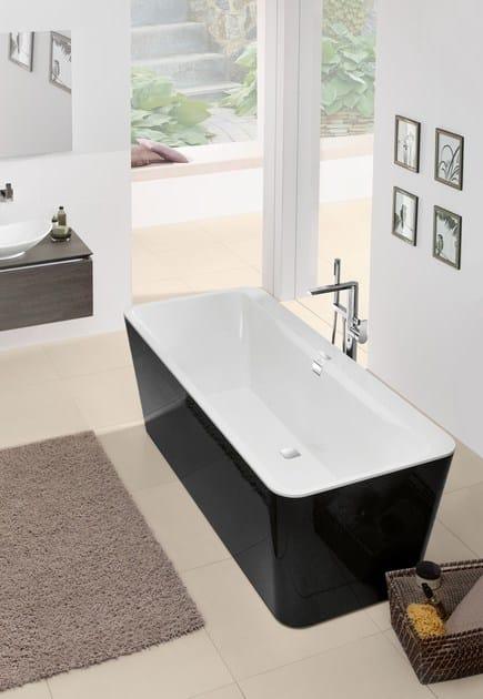 squaro edge 12 bathtub by villeroy boch. Black Bedroom Furniture Sets. Home Design Ideas