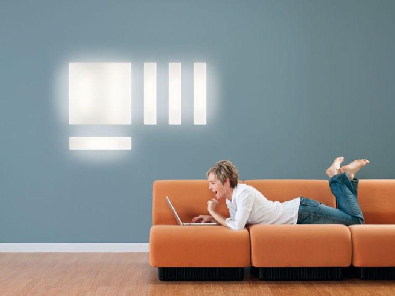 LED PMMA wall light