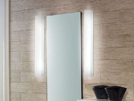 PMMA wall light CUBO FLAT 75 | Wall light - Lombardo