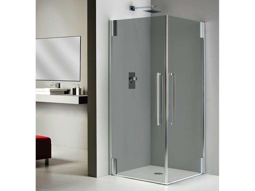 Crystal shower cabin PRINCESS 4000 - DUKA